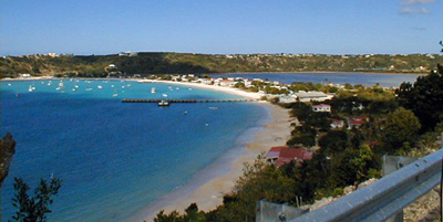 Anguilla's Sandy Ground Village