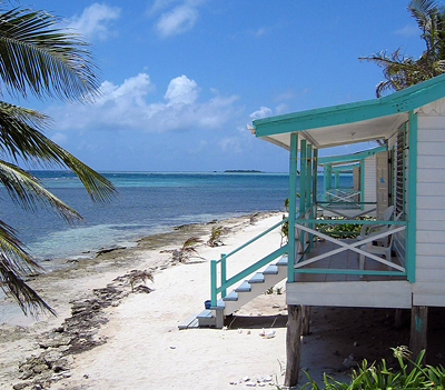 Belize Beach Cottage