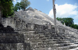 Calakmul Archaeological Site