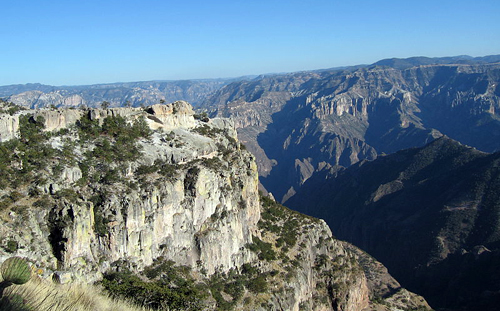 Copper Canyon of Mexico / Barranca del Cobre