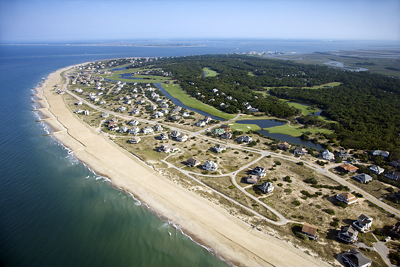 North Carolina: Bald Head Island Beach Community