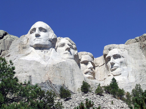 South Dakota: Mount Rushmore